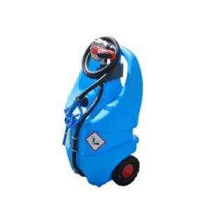 מיכל אוריאה נייד על גלגלים 55 ליטר